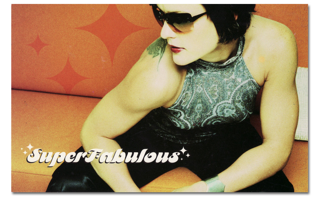 SuperFabulous: Postcard