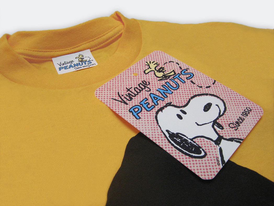 Peanuts: Hangtag