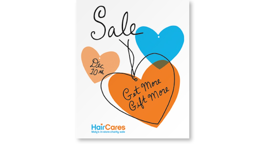 MSLK-Maly's Haircares Poster