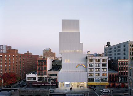 Not Sure How I Feel About the New, New Museum