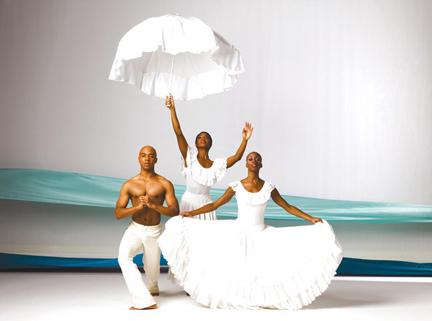 The Alvin Ailey Ballet