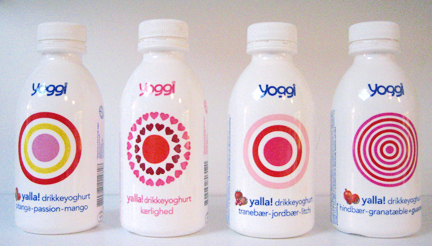Yogurt Drink Logo Great Yogurt Drink Bottles