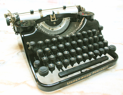 Laptop Circa 1940