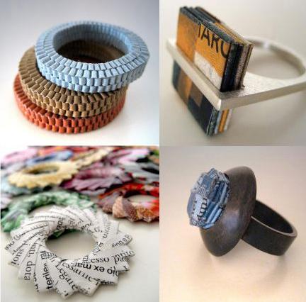 Paper Jewelry?
