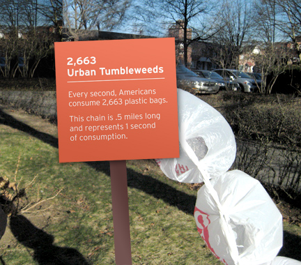 2663 Urban Tumbleweeds — An MSLK Art Installation