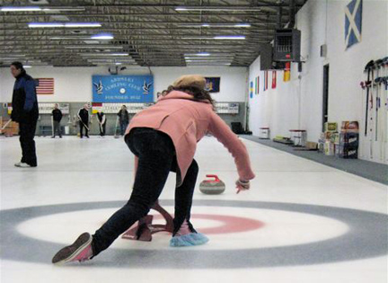 Curling 'Rocks'