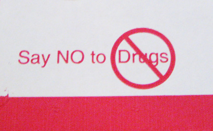 Say No to Not Doing Drugs