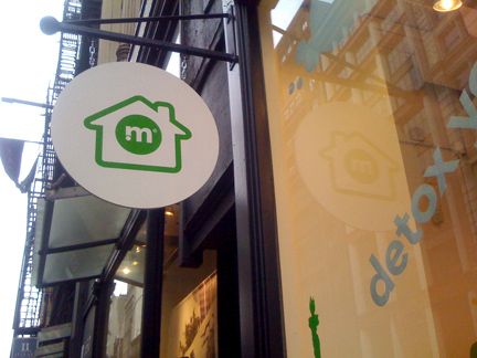 Method Pop-Up NYC