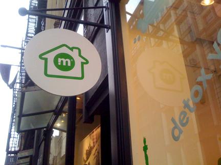 Method Pop-Up NYC