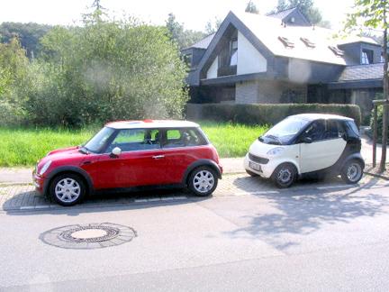 Smart vs. Mini