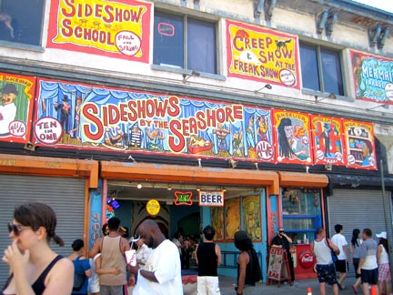 Coney Island Art