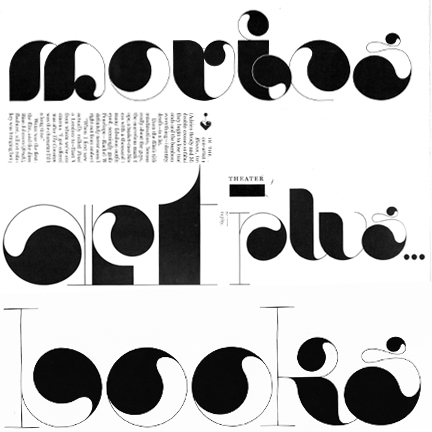 Typographic Love