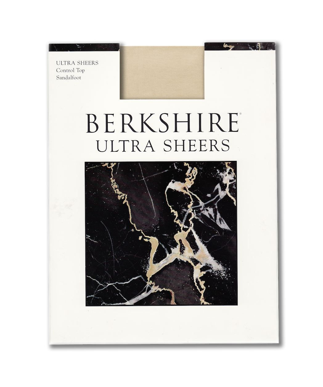 Berkshire Hosiery: Marble Packaging