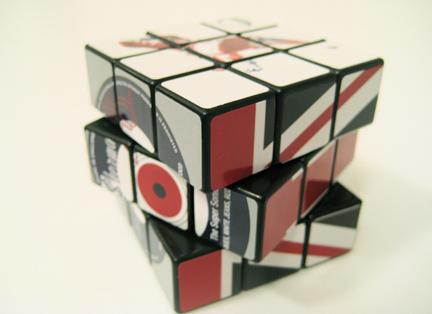 Retro Style, Cubed