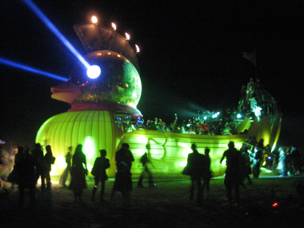 Burning Man Art & Adventures