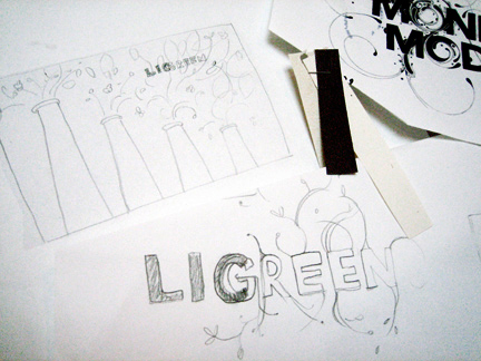 LICBDC Sketch
