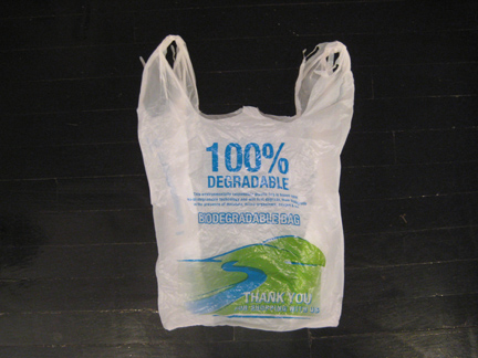 The Quick Breakdown on 100% Degradable Plastic