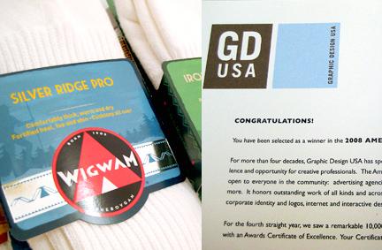 MSLK Wins an American Graphic Design Award!
