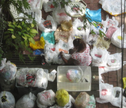 NYC Soon to Pay for Plastic Bags?