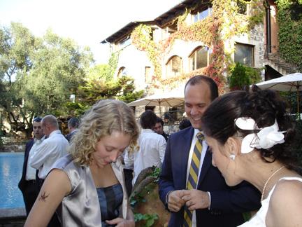 Ed and Barbara's Wedding