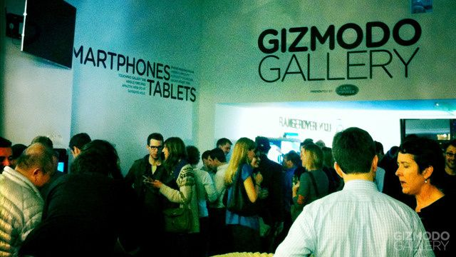 Blog as Storefront: Gizmodo Gallery Showcasing Technology as Art