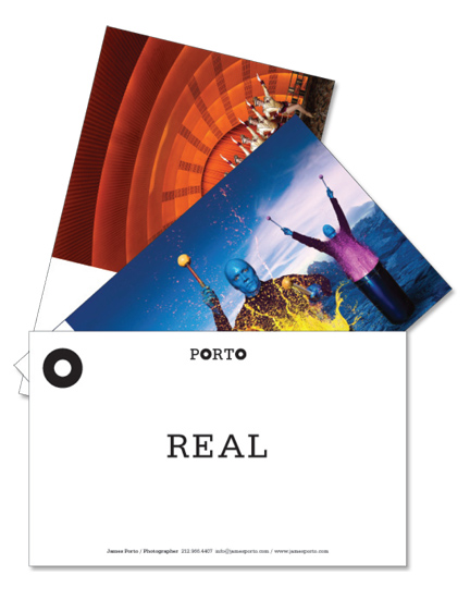 James Porto Direct Mail Front