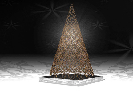 Louis Vuitton Christmas Tree
