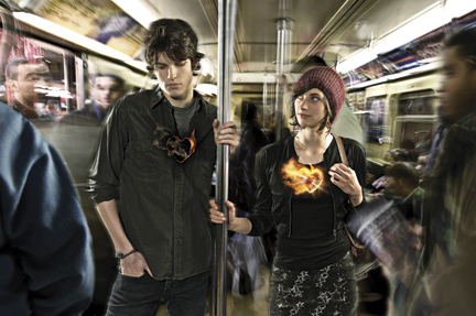 James Porto Subway Love
