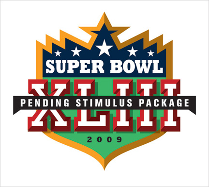 Superbowl Logo Concept