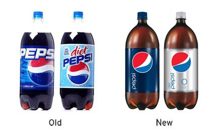 Pepsi Brand Redesign