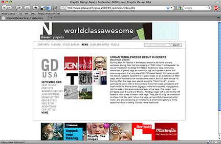 "GD USA Documents the Process Behind MSLK's ""Urban Tumbleweeds"""