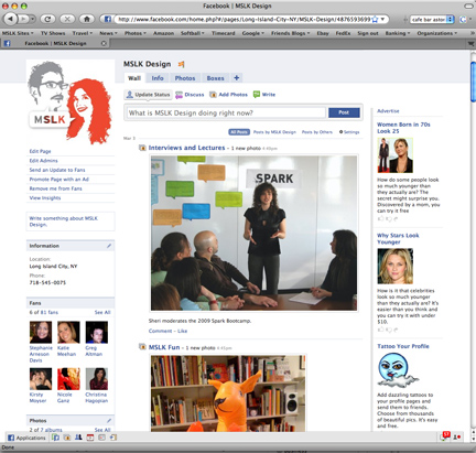 Facebook is Reformatting All Business Pages