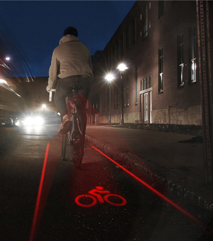 Make Your Own Bike Lane