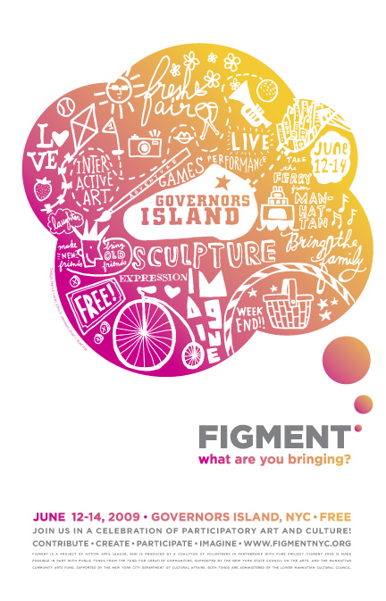Figment Poster