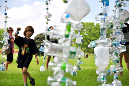 Watershed, a New MSLK Eco-Installation