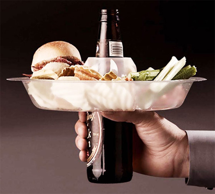 The Beer Necessities: Go Plates