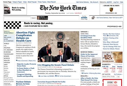 NY Times Links