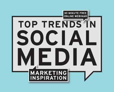 Marketing Inspiration: Top Trends in Social Media