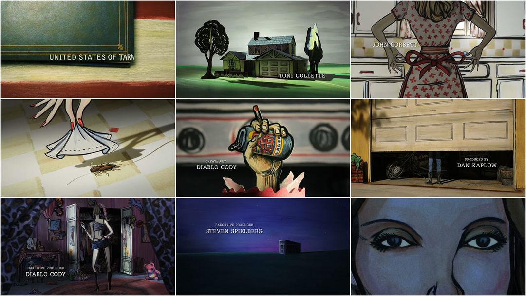 United States of Tara Opening Theme