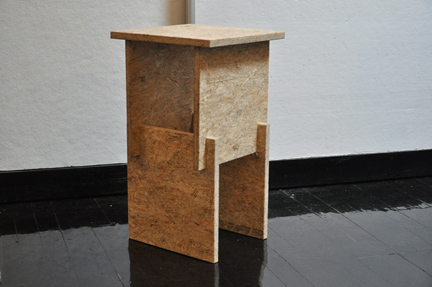 MSLK's 2009 (Re)Design Flatpack Stool Award