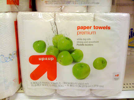 Up & Up Paper Towels