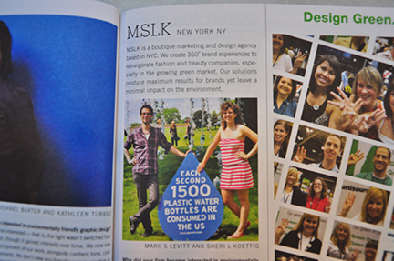 "MSLK Interviewed in GD USA's ""The Hows and Whys of Going Green"""