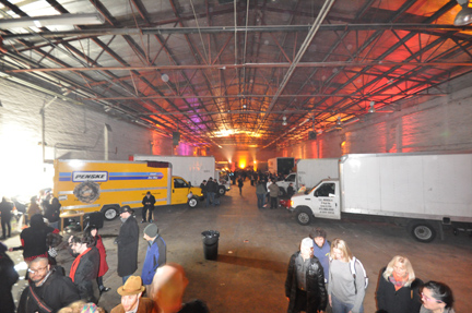 Lost Horizon Night Market: Party in a Box Truck