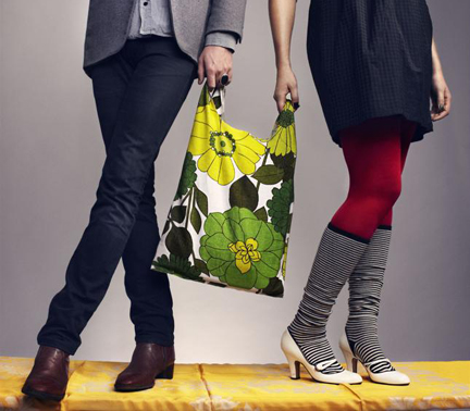 Swedish Eco-Friendly Shopping Bag