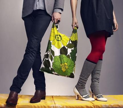 Swedish Eco-Friendly Shopping Bag