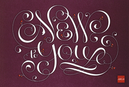 Amazing Type Design by Jessica Hische