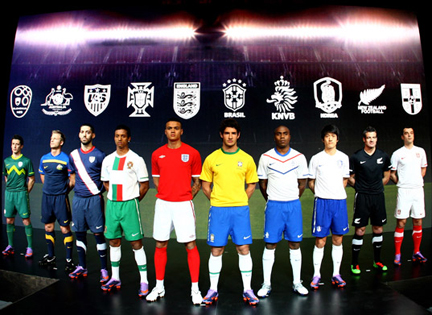 Nike's World Cup Uniforms Greenest Yet