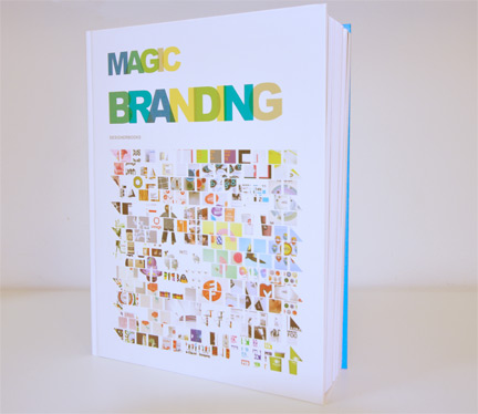 MSLK Featured in New Design Compilation: Magic Branding