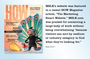 HOW Magazine feature