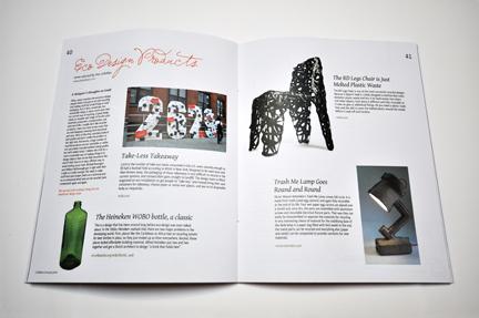 """MSLK's """"Take Less"""" Selected for IUEOA Magazine"""